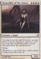 New Phyrexia: Chancellor of the Annex