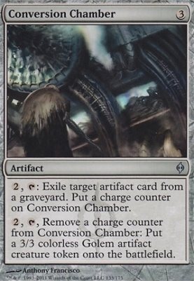 New Phyrexia: Conversion Chamber