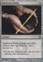 New Phyrexia Foil: Darksteel Relic