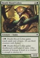 New Phyrexia Foil: Death-Hood Cobra