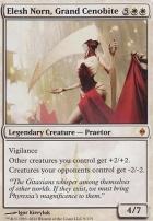 New Phyrexia Foil: Elesh Norn, Grand Cenobite