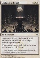 New Phyrexia: Exclusion Ritual