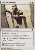 New Phyrexia: Forced Worship