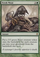New Phyrexia Foil: Fresh Meat