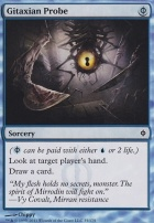 New Phyrexia: Gitaxian Probe