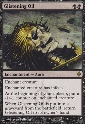 New Phyrexia: Glistening Oil