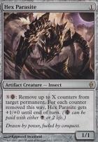 New Phyrexia: Hex Parasite