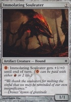 New Phyrexia: Immolating Souleater