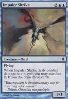 New Phyrexia Foil: Impaler Shrike