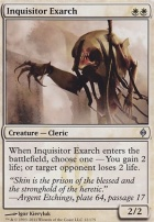 New Phyrexia: Inquisitor Exarch
