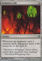 New Phyrexia: Isolation Cell