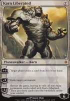 New Phyrexia: Karn Liberated
