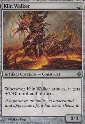 New Phyrexia: Kiln Walker