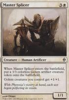 New Phyrexia: Master Splicer