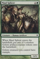New Phyrexia: Maul Splicer