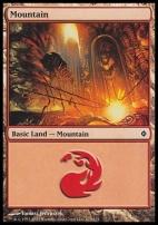 New Phyrexia: Mountain (173 B)