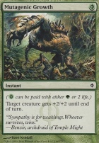 New Phyrexia: Mutagenic Growth
