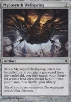 New Phyrexia Foil: Mycosynth Wellspring