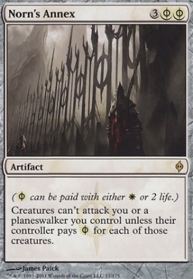 New Phyrexia: Norn's Annex