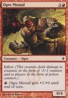 New Phyrexia: Ogre Menial