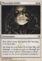 New Phyrexia: Phyrexian Unlife