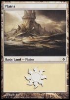 New Phyrexia: Plains (166 A)