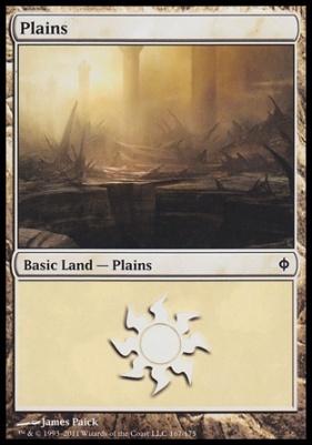 New Phyrexia: Plains (167 B)