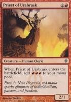 New Phyrexia: Priest of Urabrask