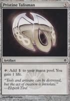 New Phyrexia: Pristine Talisman