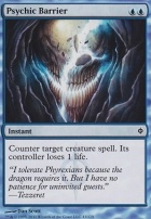 New Phyrexia: Psychic Barrier