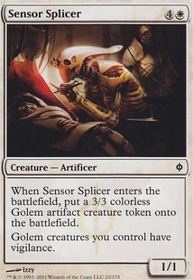 New Phyrexia: Sensor Splicer