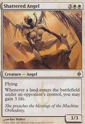 New Phyrexia: Shattered Angel