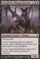 New Phyrexia: Sheoldred, Whispering One