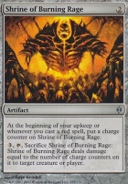 New Phyrexia: Shrine of Burning Rage