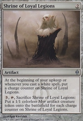 New Phyrexia: Shrine of Loyal Legions