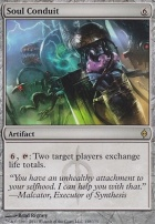 Magus of the Mirror MTG CONSPIRACY