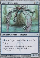 New Phyrexia: Spined Thopter