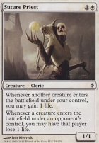 New Phyrexia: Suture Priest