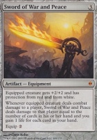 New Phyrexia: Sword of War and Peace