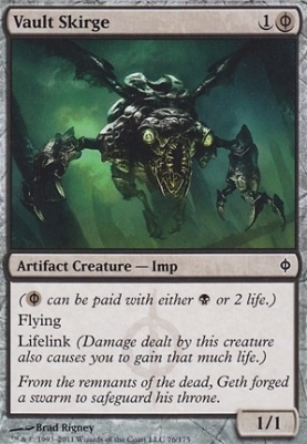 New Phyrexia: Vault Skirge