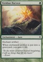 New Phyrexia Foil: Viridian Harvest
