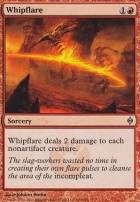 New Phyrexia Foil: Whipflare