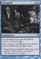 New Phyrexia: Xenograft