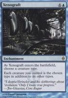New Phyrexia: Xenograft