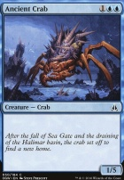 Oath of the Gatewatch Foil: Ancient Crab
