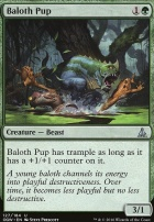 Oath of the Gatewatch: Baloth Pup