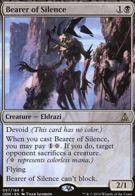 Oath of the Gatewatch: Bearer of Silence