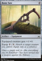 Oath of the Gatewatch Foil: Bone Saw