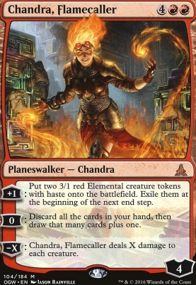 Oath of the Gatewatch: Chandra, Flamecaller