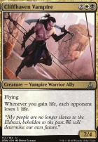 Oath of the Gatewatch Foil: Cliffhaven Vampire